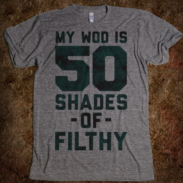 50 shades of filthy