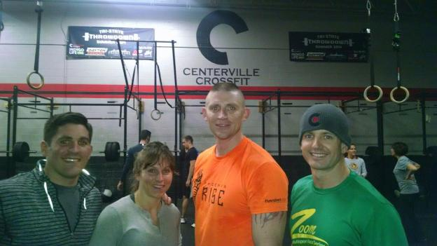Ed at Centerville CrossFit