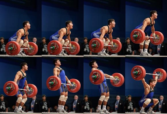 Crossfit-The-Snatch