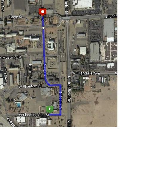 JSCF 1 Mile Run