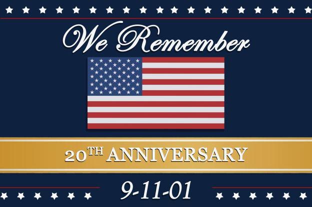 9-11 20 year